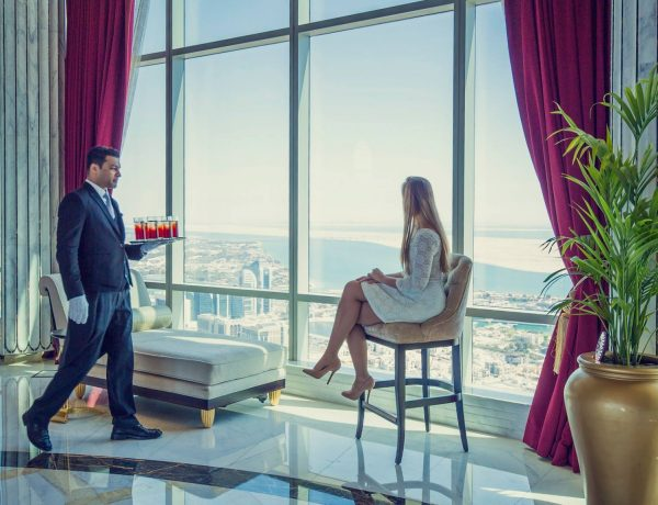 Brunch in the clouds - St. Regis Abu Dhabi - Abu Dhabi Suite