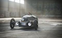 Morgan 3-Wheel Plug In Car