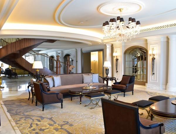 St. Regis Dubai - Imperial Suite
