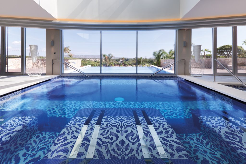 Spa Pool - Conrad Algarve