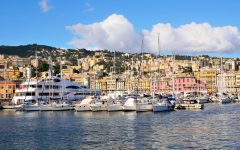 Genoa view - Y.CO Yachts - Legatto Lifestyle