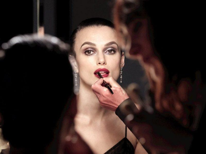 Keira Knightly - Chanel Beauty Talks