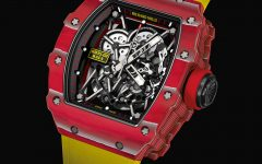 Richard Mille RM 35-02 Rafael Nadal Quartz-TPT Watch