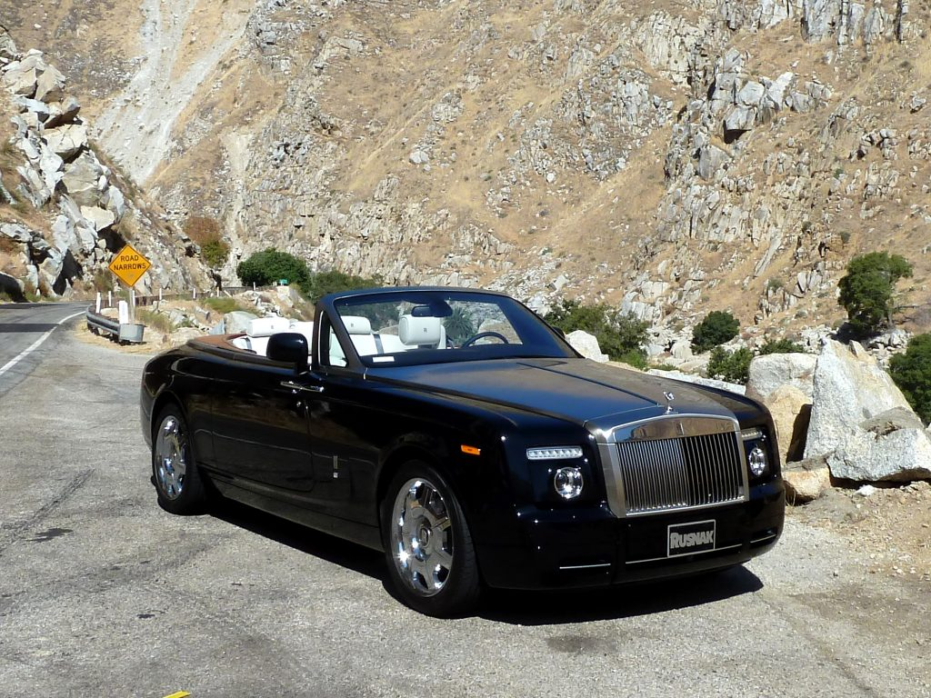 Rolls Royce - Drophead Coupe - Legatto Lifestyle