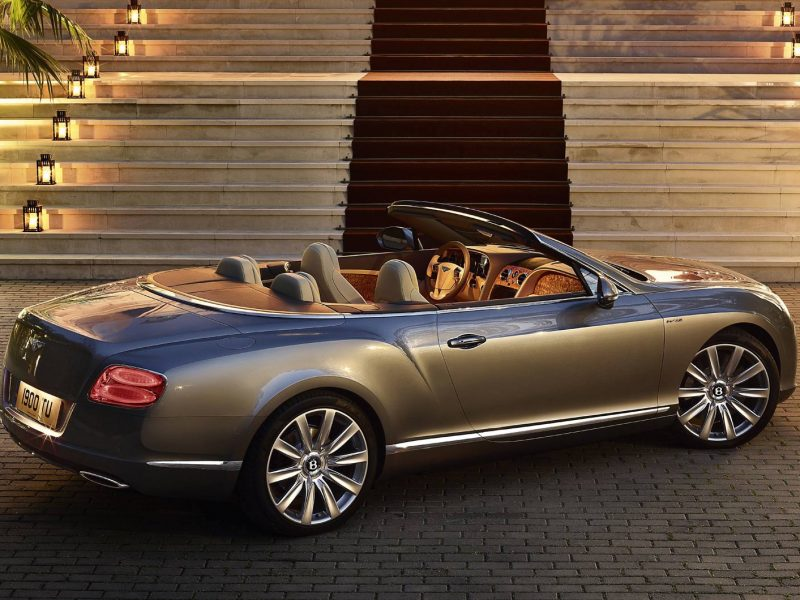 Bentley Continental GTC - Legatto-Lifestyle