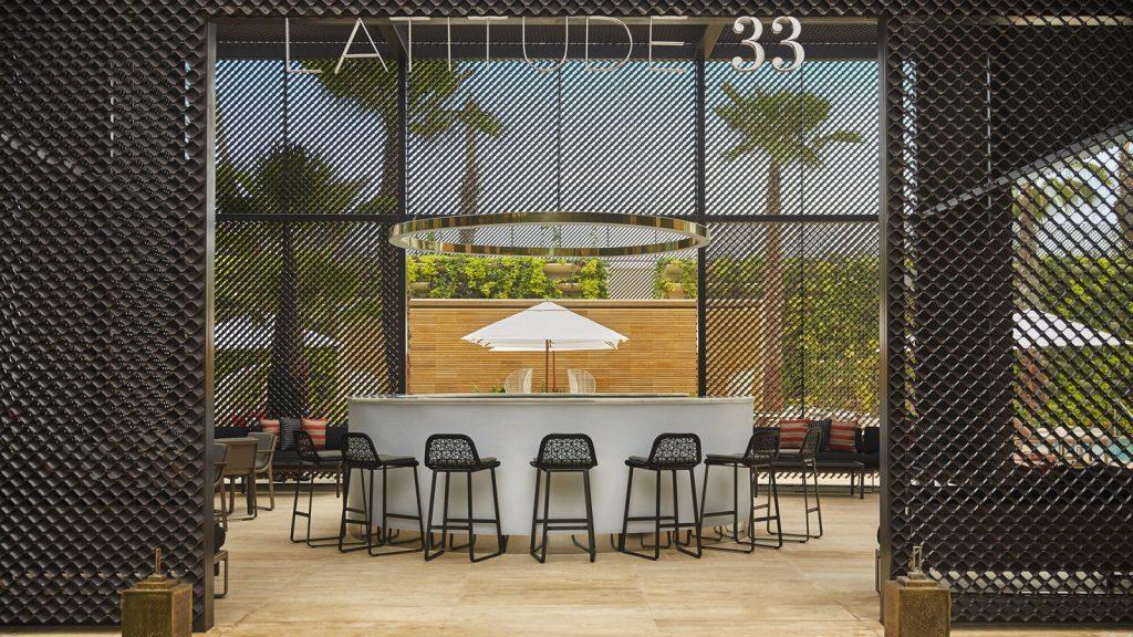 Latitude 33 Restaurant