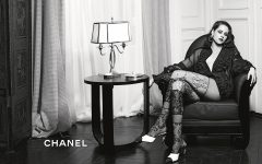 Kristen Stewart Chanel's Paris in Rome Campaign - Legatto Lifestyle
