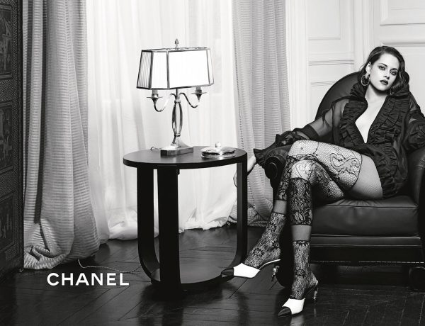 Kristen Stewart Chanel's Paris in Rome Campaign - Legatto Lifestyle