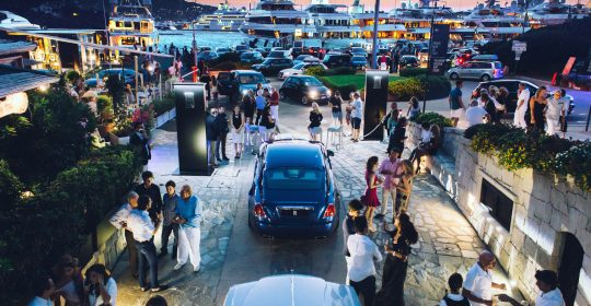 Rolls Royce - Summer in Porto Cervo - Legatto Lifestyle