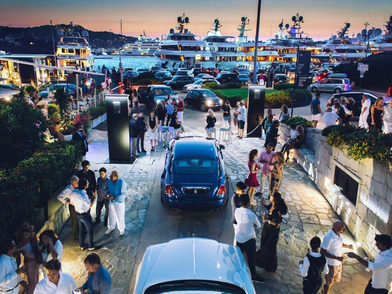 Rolls Royce - Summer in Porto Cervo - Legatto Lifestyle