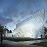 Serpentine Gallery Pavilion 2016 by Bjarke Ingles Group