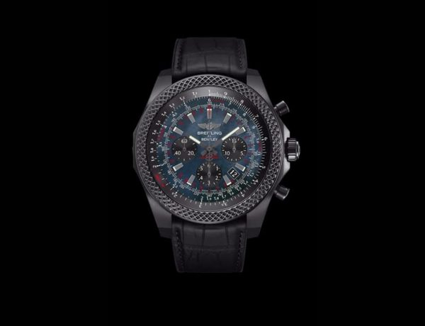 Bentley for Breitling B06 Midnight Carbon - Legatto Lifestyle