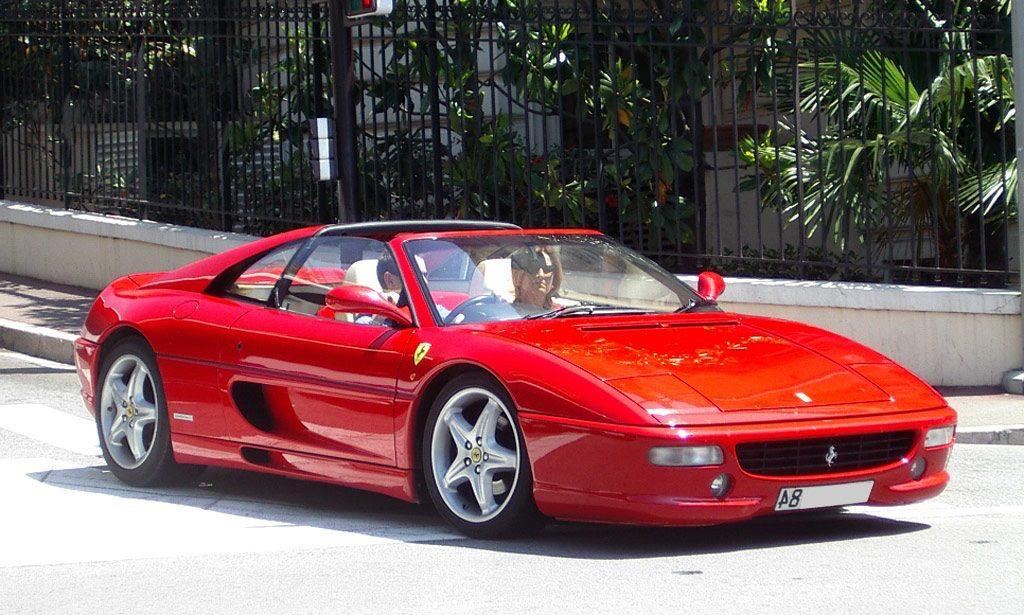 Ferrari 355 GTS - Legatto Lifestyle