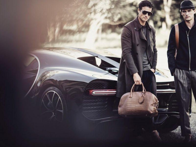 Giorgio Armani for Bugatti Capsule Collection - Legatto Lifestyle