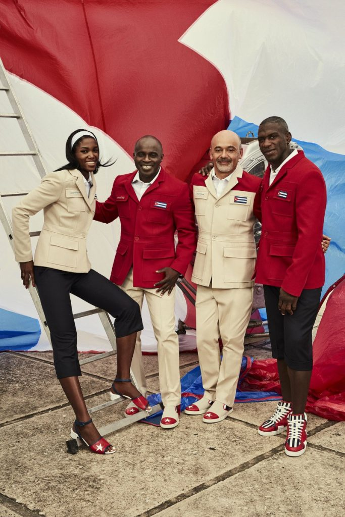 Christian-Louboutin-Olympics-Cuba-Legatto-Lifestyle-1