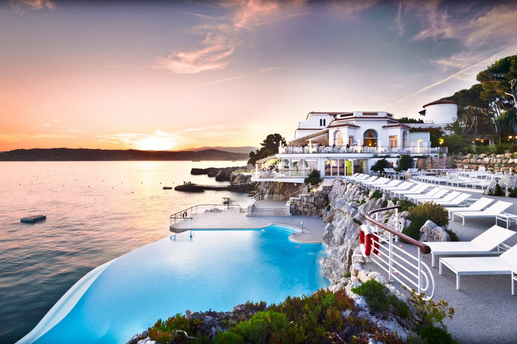 Hotel du Cap-Eden-Roc, Cap d'Antibes