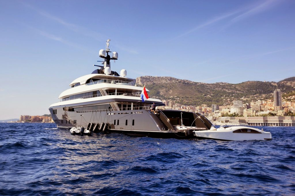 M/Y ICON (68M) in Monaco