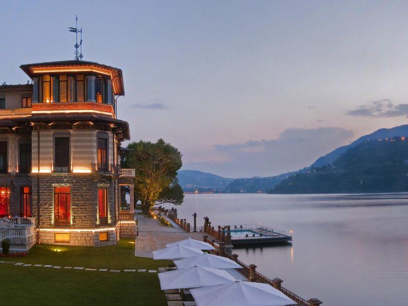Mandarin Oriental Castadiva - Lake Como